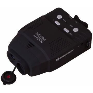 Bresser 3x14 digitális egyszemes távcső éjjellátó felvétel funkcióval