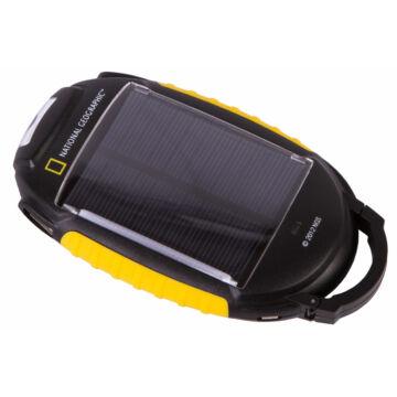 Bresser National Geographic napelemes töltő 4 az 1-ben 73041