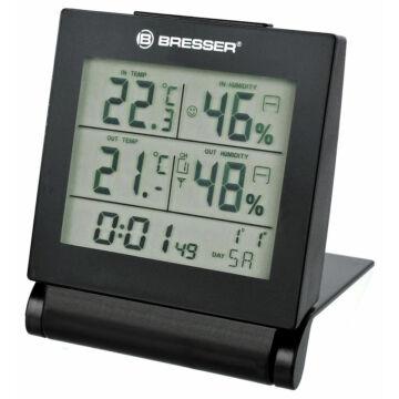 Bresser My Time Travel ébresztőórás időjárás állomás 73254