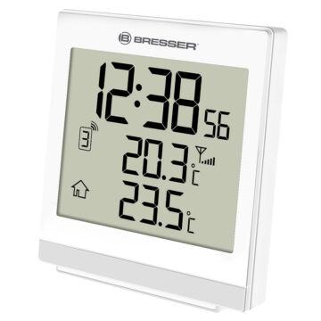 Bresser TemeoTrend SQ RC időjárás állomás, fehér 73264