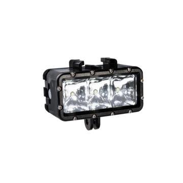 Bresser WP LED zseblámpa Action kamerákhoz 73388