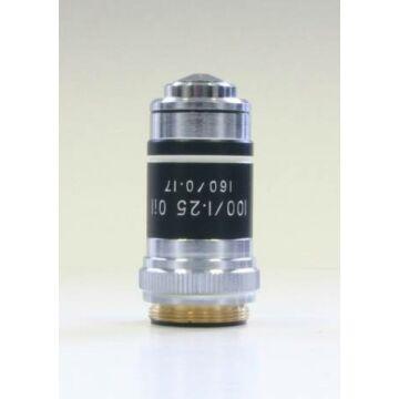 Bresser DIN 100x akromatikus objektíve 74514