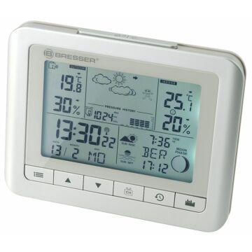 Bresser TemeoTrend WF időjárás állomás, fehér 74660