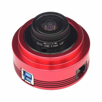 ASI120MC USB 3.0 színes Hold- és bolygókamera