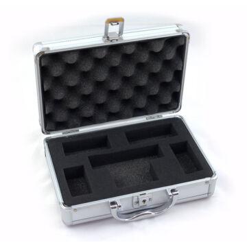 okulártartó koffer AluCok