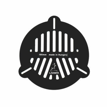 Bahtinov maszk 80-100mm-es távcsövekhez