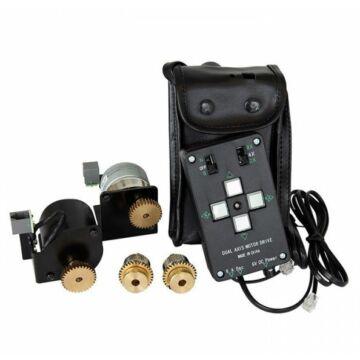 EQ5 DualAx (kéttengelyű) vezérlés DUALeq5
