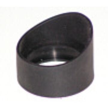Gumi szemkagyló mikroszkóp okulárhoz (27mm)