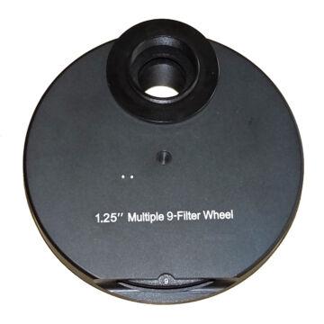 """Lacerta szűrőváltó (9 db 1,25"""") FilRadLA9"""