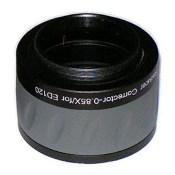 0,85x Reduktor 120/900-as apohoz  (Skywatcher Evostar 120) Flat85-120
