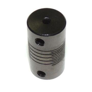 Flexibilis Motor-Kuplung 2mm/6mm (rovátkált hernyó) FlexKup26