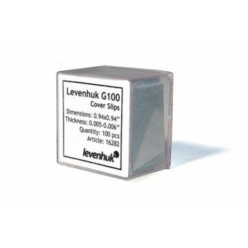 Levenhuk G100 fedőlemezek (100 darab) 16282