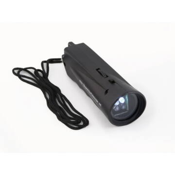 Észlelőlámpa (fehér és vörös fényű, állítható) LAMP2