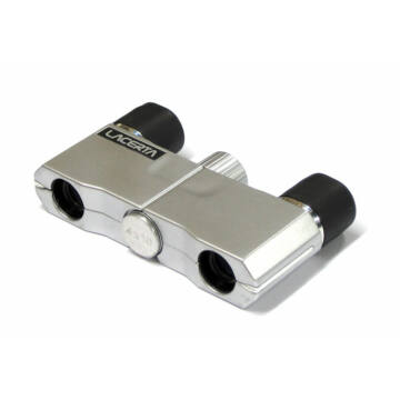 4x10-es Lacerta színházi távcső (ezüst) Lac4x10s