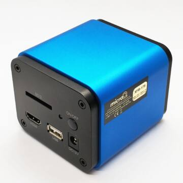 MicroQ WiFi autofókusz Stand Alone kamera Sony EXMOR IMX178c (6.3MP) szenzorral. MicroqXFB178