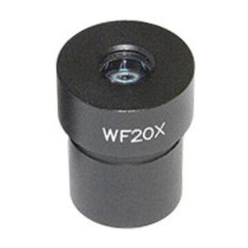 WF 20x mikoszkóp okulár (23,2mm)