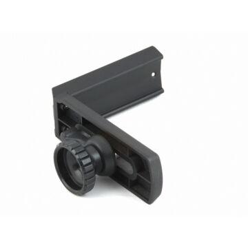 L-alakú foto-platform félkarú állványokhoz