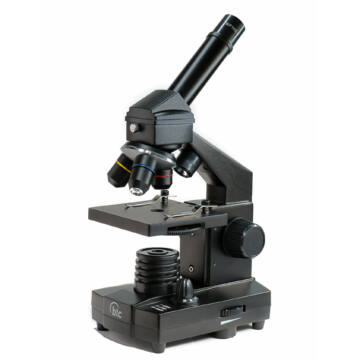 Student-12 biológiai mikroszkóp (40-400x) ST-12