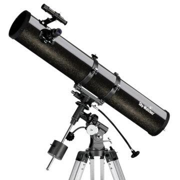 114/900 SkyWatcher Luna-114 Newton távcső EQ2 mechanikán