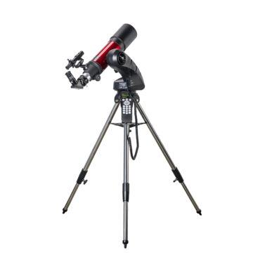 102/500 SkyWatcher Startravel-102 refraktor StarDiscovery goto mechanikán