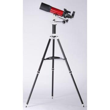 102/500 SkyWatcher refraktor (cseresznyepiros színben) AZ Pronto (AZ3-R) mechanikán SWR1025sAZ3R