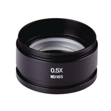 0,5x előtétlencse STM7/STM8 és IND-C2/3 mikroszkópokhoz