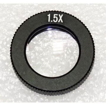 1,5x előtétlencse INDc1f, INDc1d és INDc1t mikroszkópokhoz