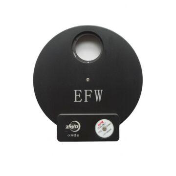 ZWO motorizált szűrőváltó 8 db 31,7mm-es szűrőhöz (EFW mini) ZWOEFW8x31