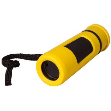 Bresser Topas 10x25 egyszemes távcső, sárga 69375