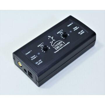 Lacerta duál hőmérsékletszabályozó automatika deltaT