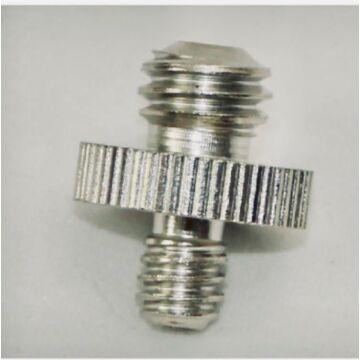 Fotocsavar kétoldali 3/8 coll és 1/4 coll külső menettel inch38pinch14p