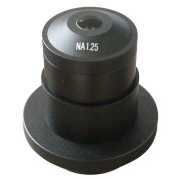 Levenhuk MED A 1,25 sötét látómezős kondenzor (száraz)