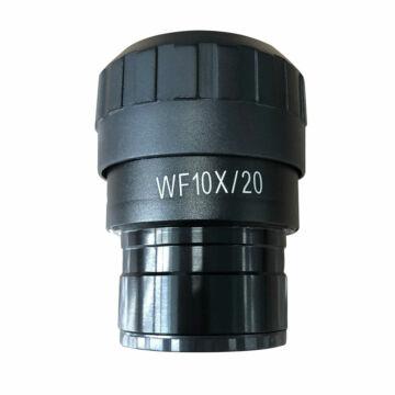 Levenhuk 900/1000 WF10x/20 hajszálkeresztes szemlencse