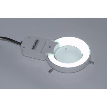 Fénycső-gyűrűs (fluorecent) megvilágítás