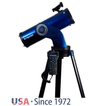 Meade StarNavigator NG 114 mm-es reflektor teleszkóp