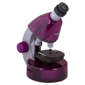 Levenhuk LabZZ M101 Amethyst / Ametiszt mikroszkóppal 70220