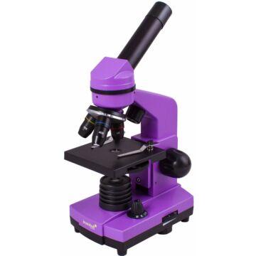 Levenhuk Rainbow 2L Amethyst / Ametiszt mikroszkóppal 70225