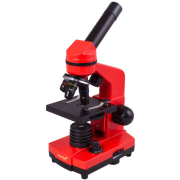 Levenhuk Rainbow 2L Orange / Narancs mikroszkóp 70229