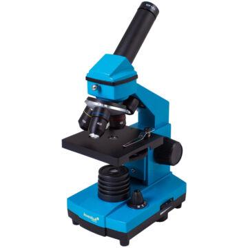 Levenhuk Rainbow 2L PLUS Azure / Azúr mikroszkóp 70231