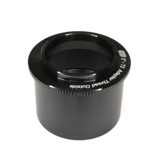 50,8mm- T2 szűkítő adapter