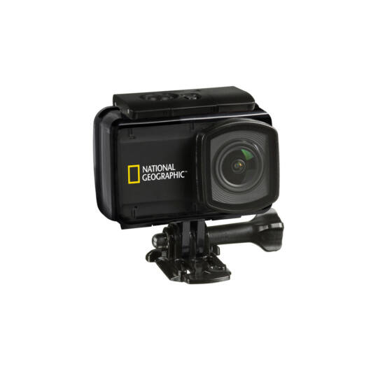 Bresser National Geographic Explorer 4 4K Ultra-HD 170° Wi-Fi Action kamera 73386