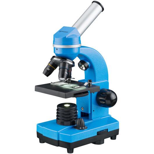 Bresser Junior Biolux SEL 40–1600x mikroszkóp, azúr 74322