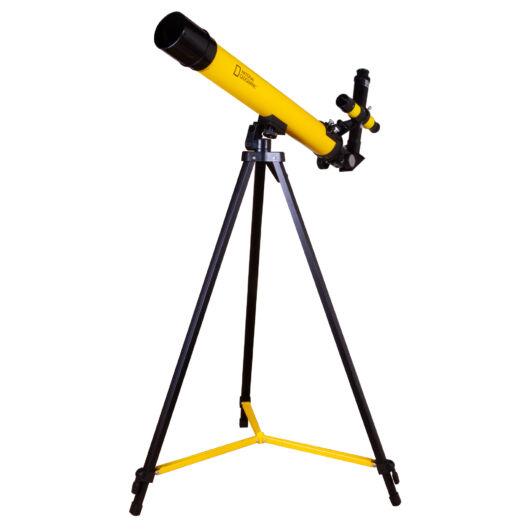 Bresser National Geographic 50/600 AZ teleszkóp 74352