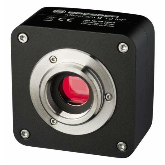Bresser MikroCam II 12MP USB 3.0 digitális mikroszkóp-kamera 74500