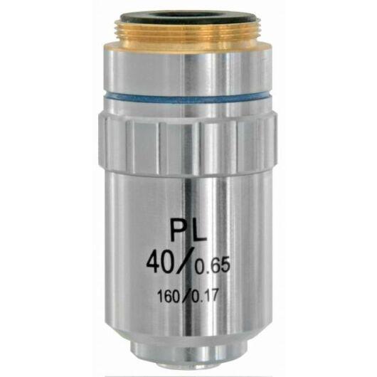 Bresser DIN-PL sík-akromatikus objektív 40x 74527