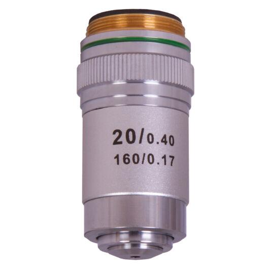 Levenhuk MED 20x akromatikus objektív 76066