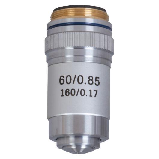 Levenhuk MED 60x akromatikus objektív 76067