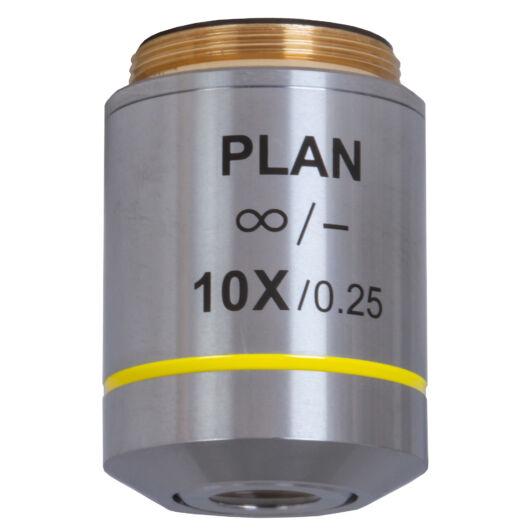 Levenhuk MED 10x végtelen-plan-akromatikus objektív 76075