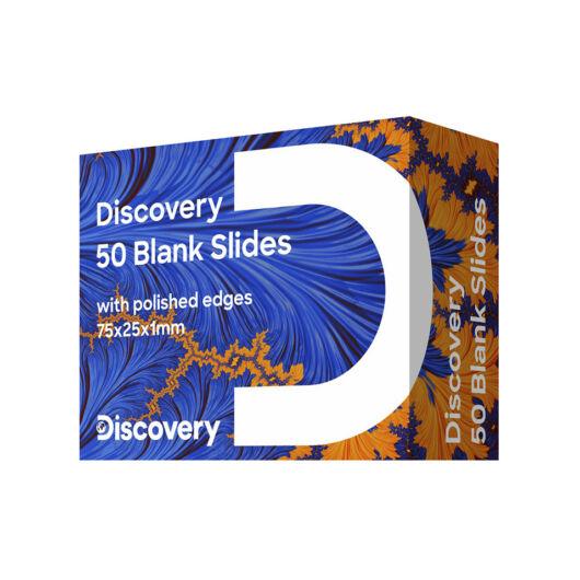 Discovery 50 üres tárgylemez 78227