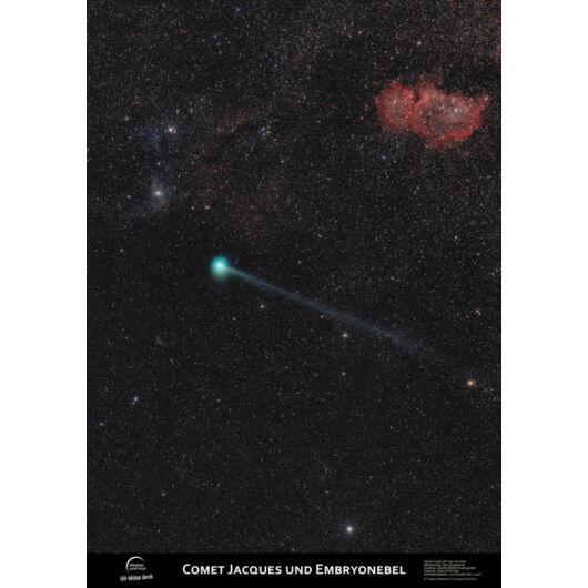 Asztro-poszter, Jacques üstökös APjacques